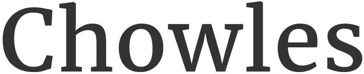 Chowles - Laravel Web Dev, Crypto & Life